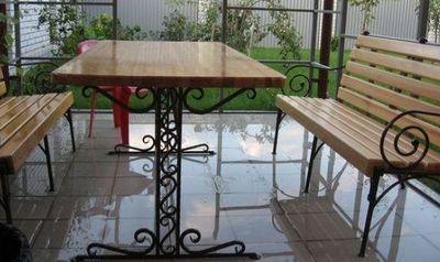 Какую мебель выбрать для сада